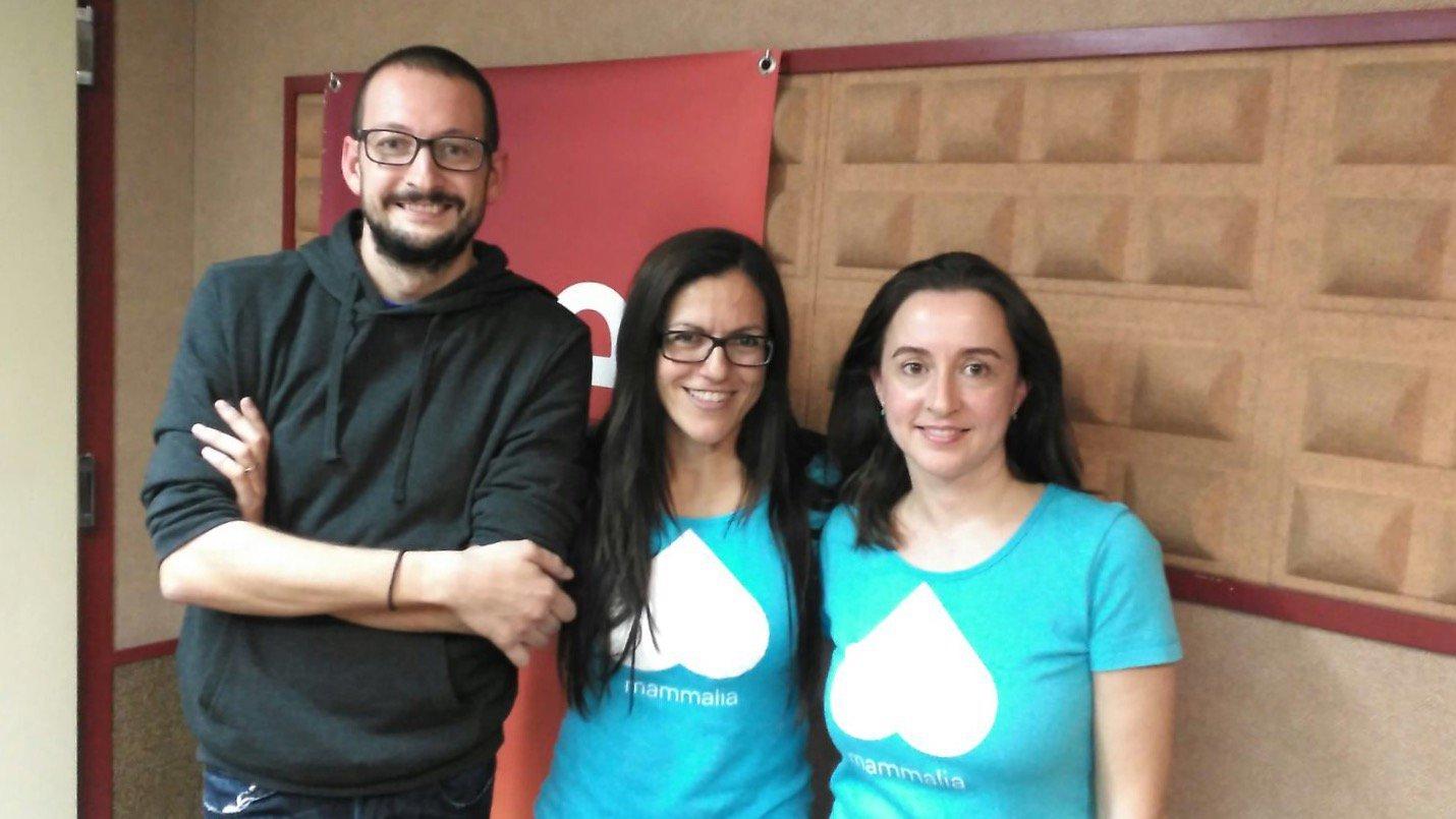 """""""Nutrición, crianza y lactancia ¿están relacionadas?"""" con Elisa Medina, Mar Alegre (Mammalia) y Alberto Soler (psicólogo) (#GenteSana-#GenteDespierta-RNE, 21/10/2016)"""