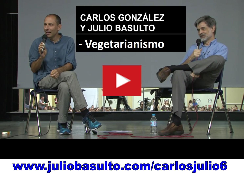 Vídeo de Carlos González y Julio Basulto en Barcelona (sexto fragmento)