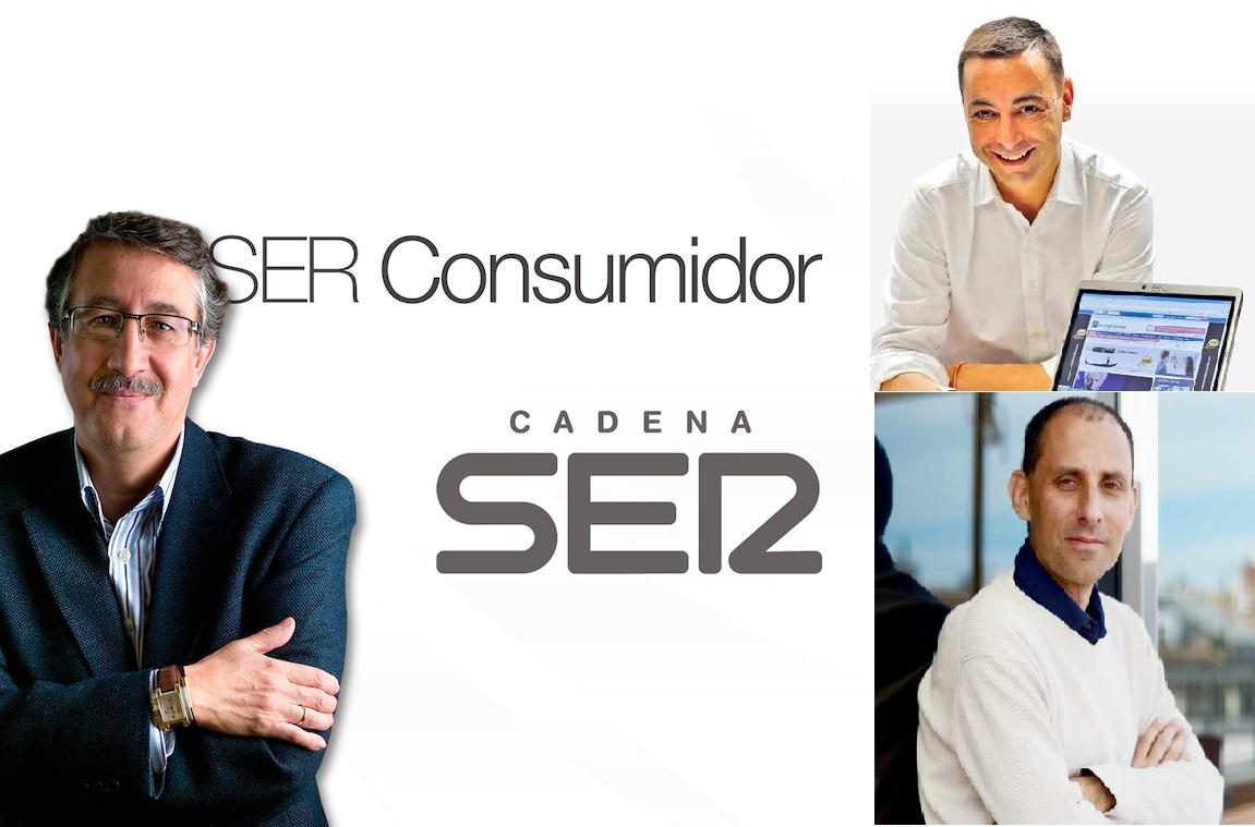 Entrevista con Juan Revenga en Ser Consumidor, 13/11/16