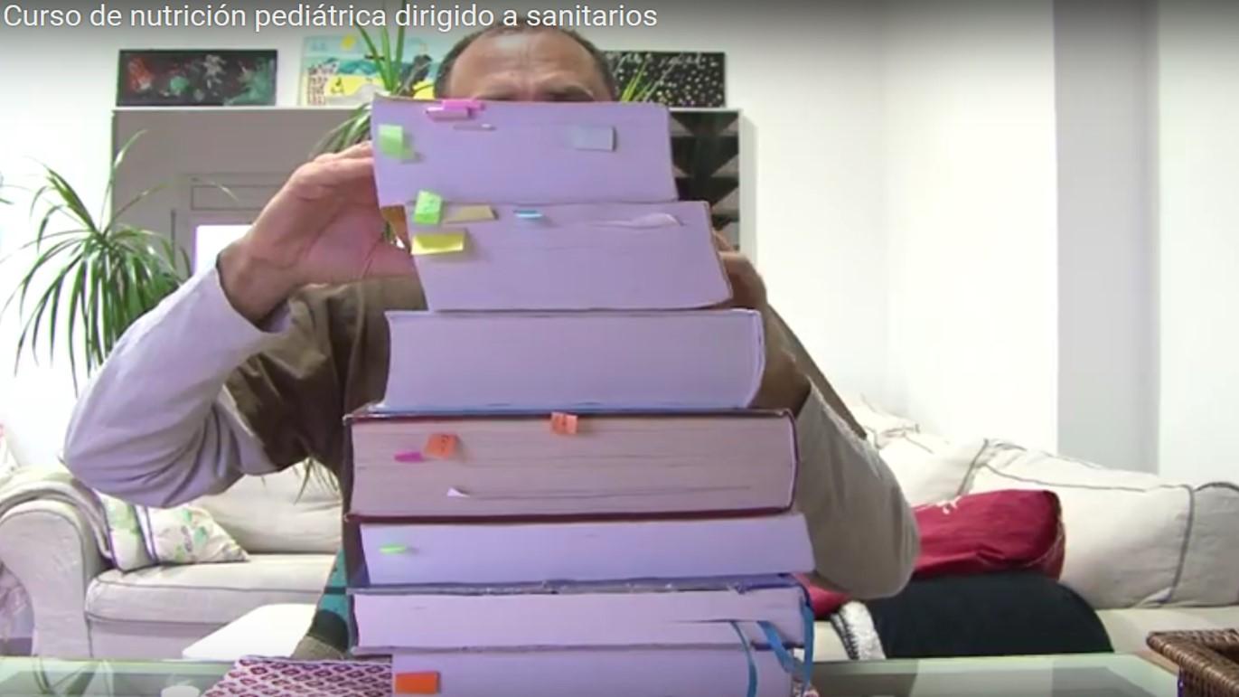Curso de nutrición pediátrica (vídeo promocional)