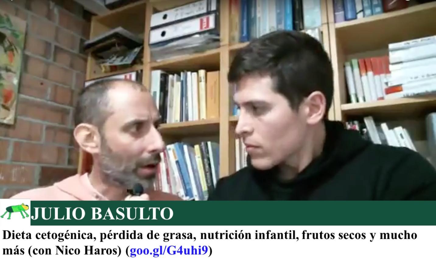 Dieta cetogénica, pérdida de grasa, nutrición infantil, frutos secos y mucho más (con Nico Haros)