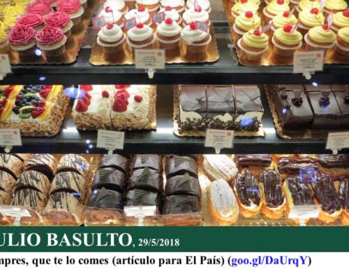 No lo compres, que te lo comes (artículo para El País)